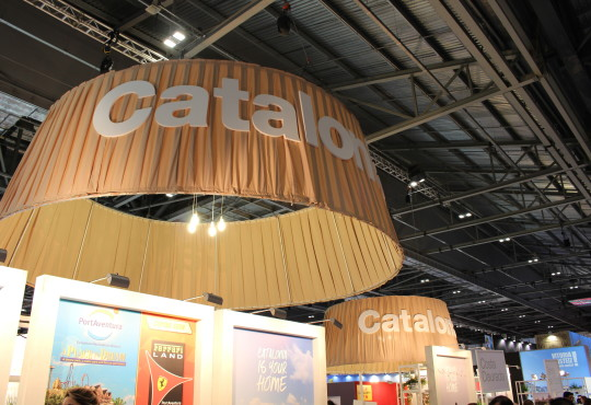 Catalonia, European Region of Gastronomy 2016 at the World Travel Market