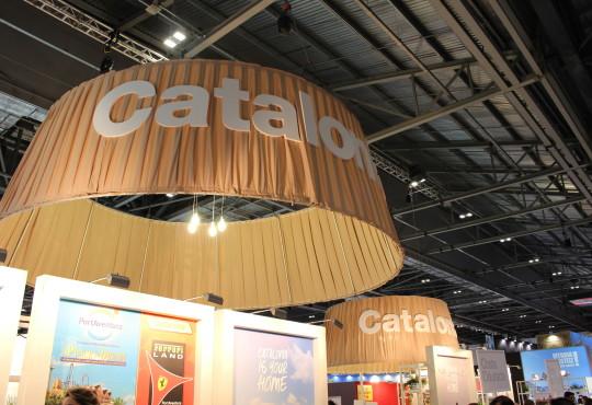 Catalonia, European Region of Gastronomy 2016 at the World Travel Market