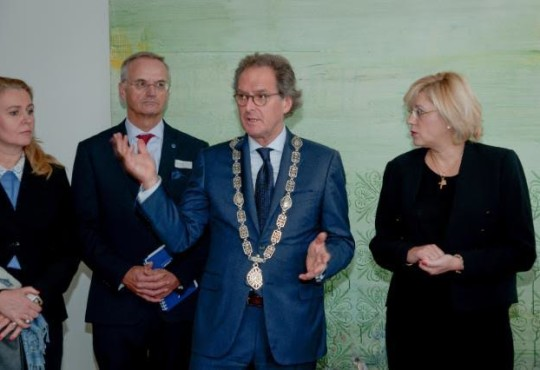 European Commissioner visits North Brabant, candidate European Region of Gastronomy 2018