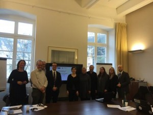 Cultural Routes of the Council of Europe – Experts' Meeting