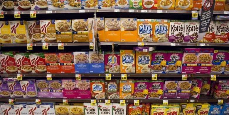 Why Major Food Companies Are Now Labelling GMOs