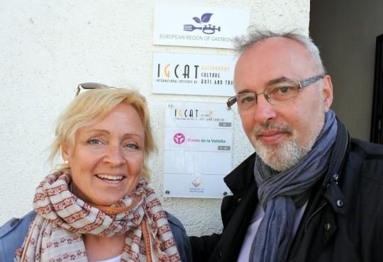 IGCAT expert Dr. Aleš GAČNIK from Slovenia stays at IGCAT