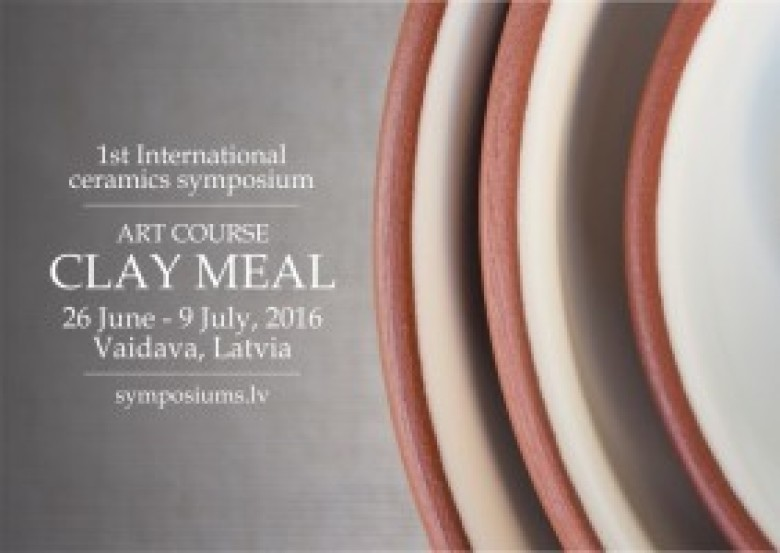 International Ceramic Symposium: Clay Meal