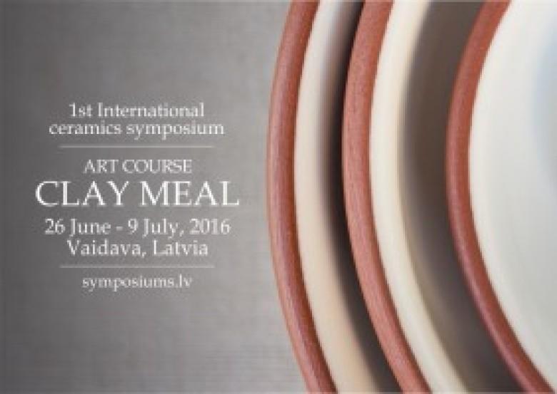 International Ceramic Symposium: Clay Meal