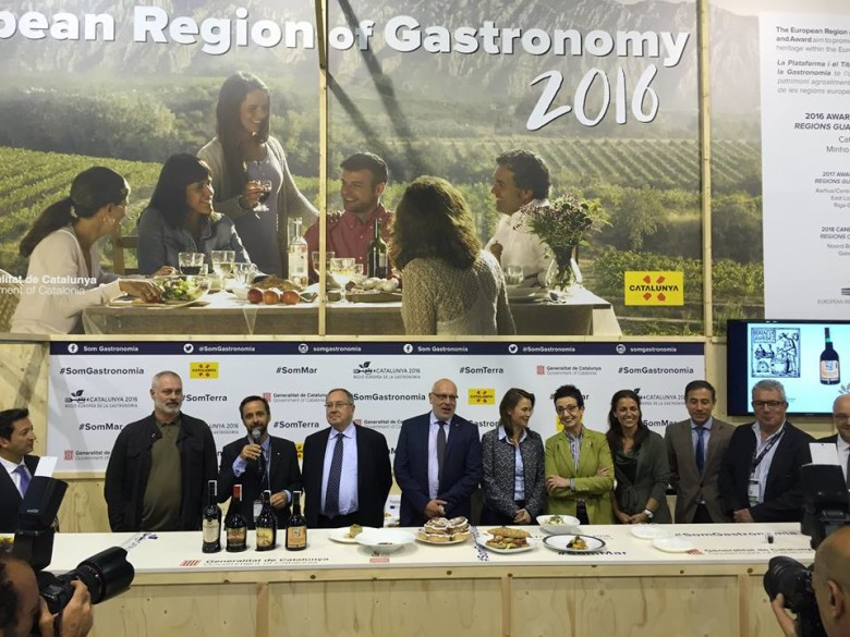 European Region of Gastronomy at Fira Alimentaria