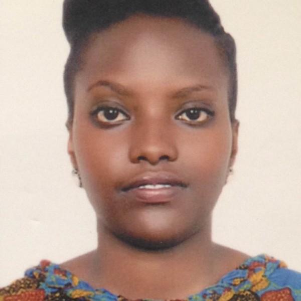 Larissa Uwase – Rwanda