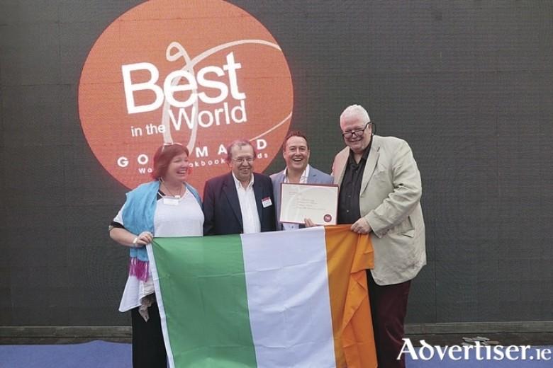 World´s best cookbook written in Galway