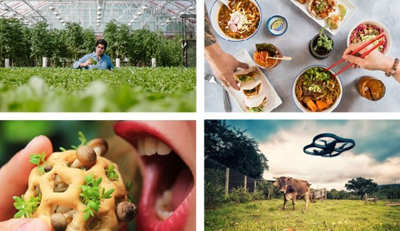 Food Loves Tech to Showcase Technology from the Fields to the Future