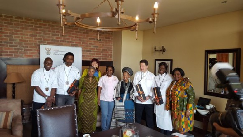 South Africa: Deputy Minister Tokozile Xasa-Mzanzi