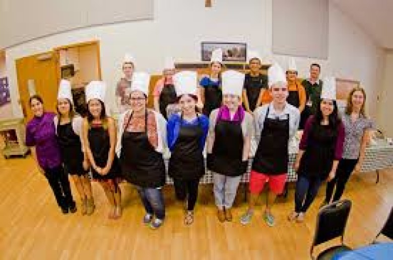 The Cookbook Project: Buncombe County Early College pilot program promotes healthy food habits