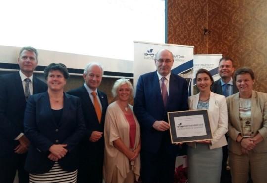 European Regions of Gastronomy 2018 Award Ceremony