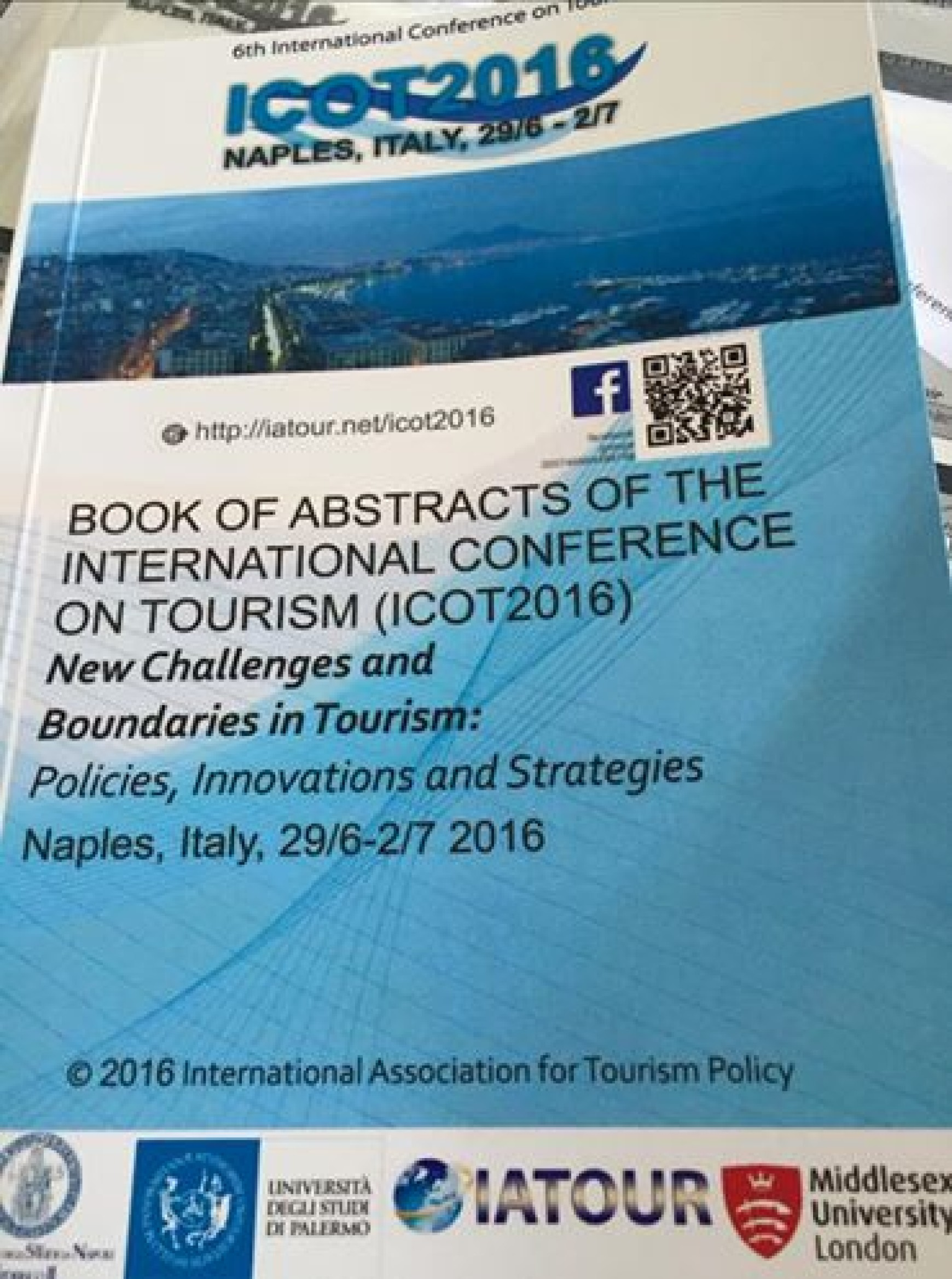 The importance of U.S. market for food tourism in Italy