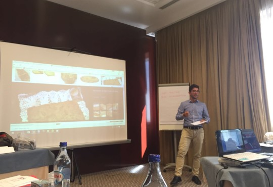 The European Sweets Itineraries are ready for the students
