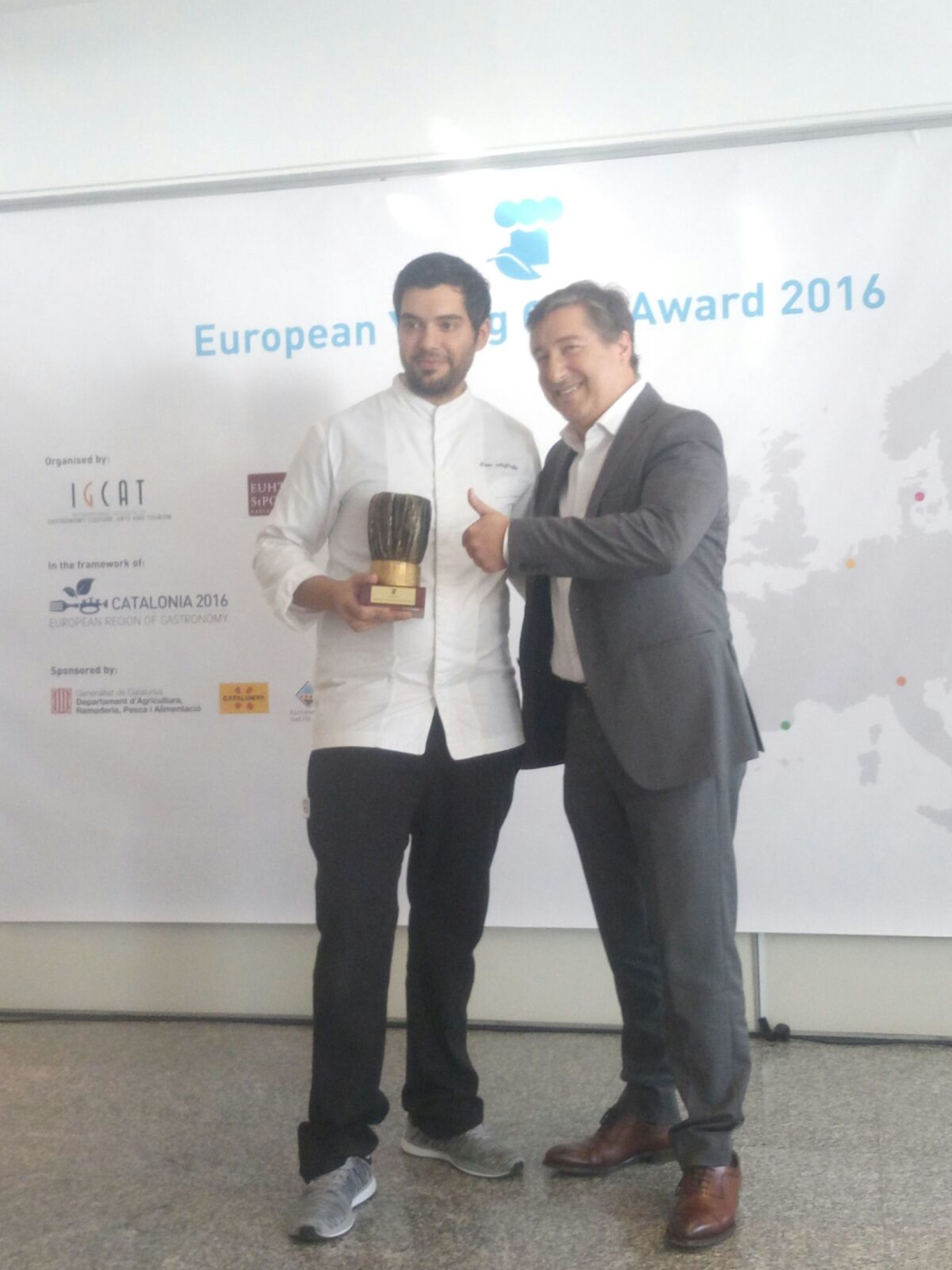 European Young Chef 2016 Announced