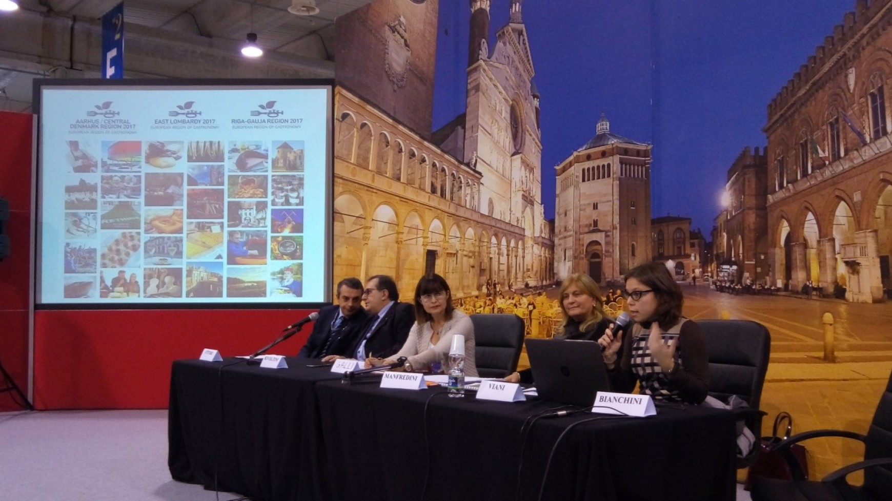 Four provinces collaborate to attain sustainable food supply chains and integrated authentic and quality culinary offers