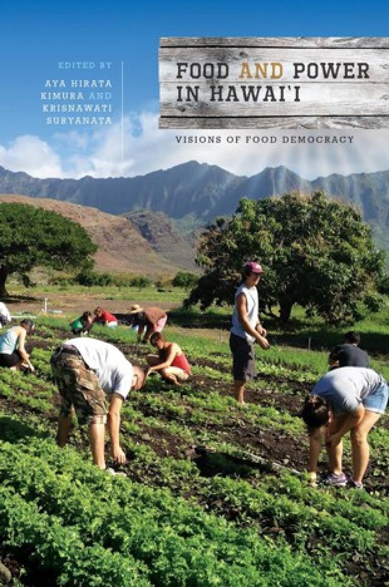 New book describes diverse food challenges faced by Hawaiʻi