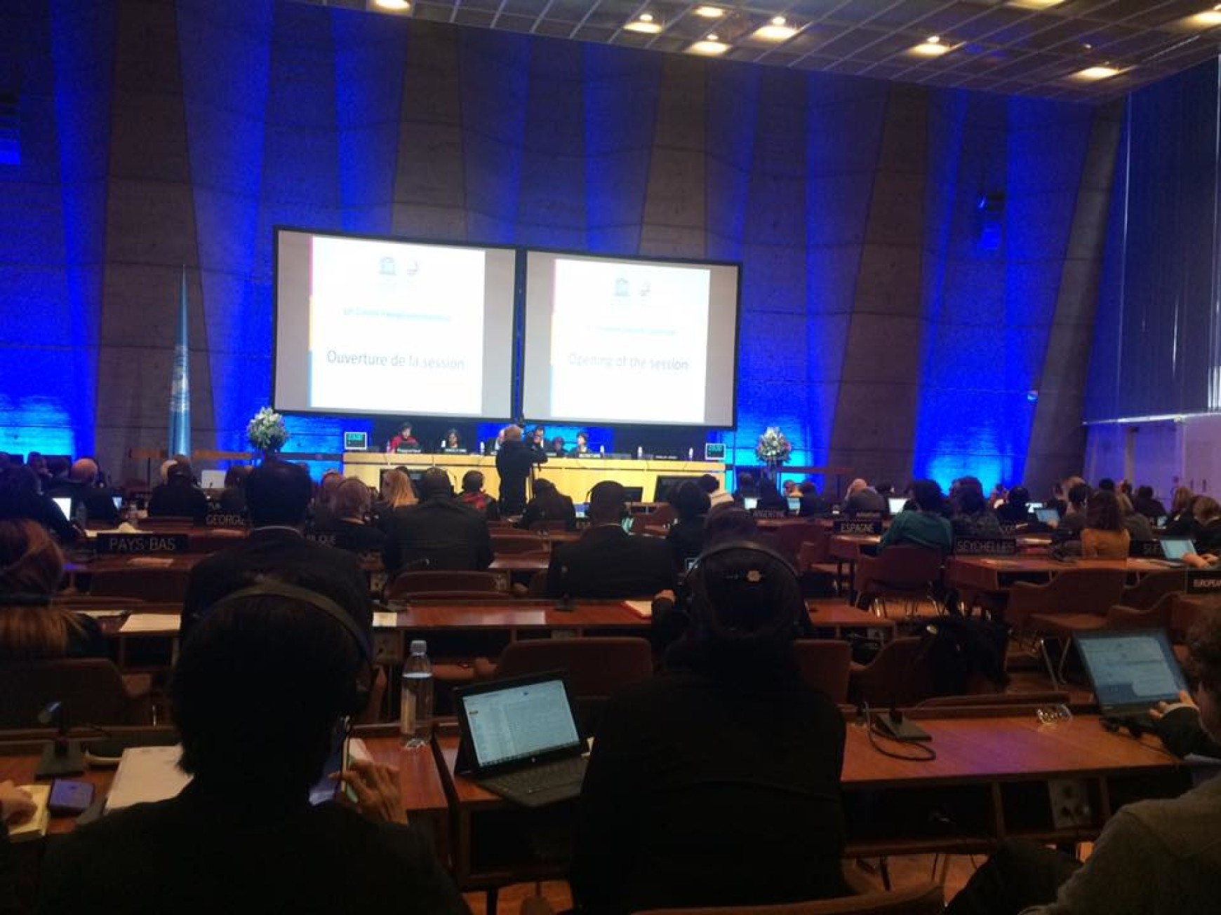 UNESCO agree to give a formal role to civil society organisations in implementation of the 2005 Convention