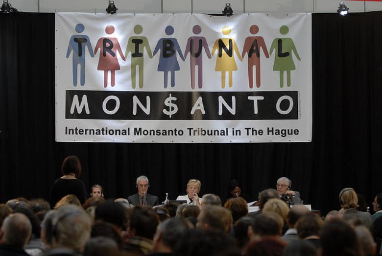 International Monsanto Tribunal in the Hague