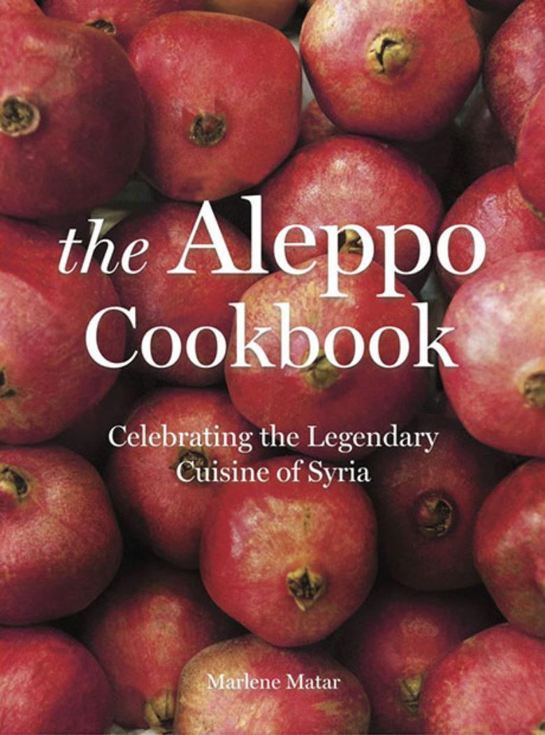 New cookbook celebrates food and culture of Aleppo