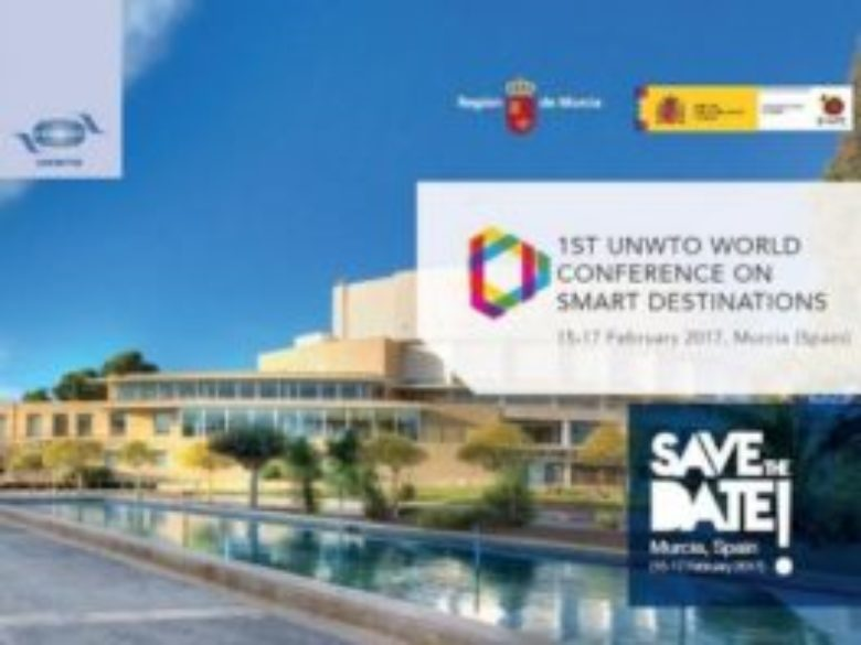 Murcia to host the 1st UNWTO World Conference on Smart Destinations