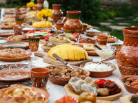 Sibiu named European Region of Gastronomy in 2019