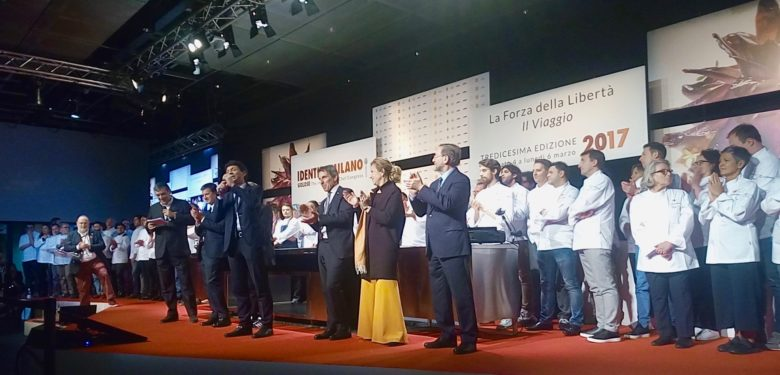 East Lombardy officially launches European Region of Gastronomy 2017 at Identità Golose Milano