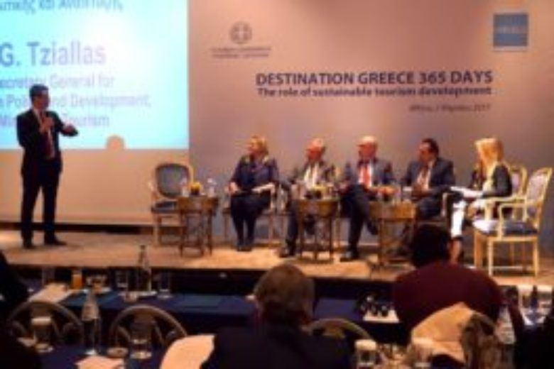 Greece has potential to be frontrunner in Sustainable Tourism Development