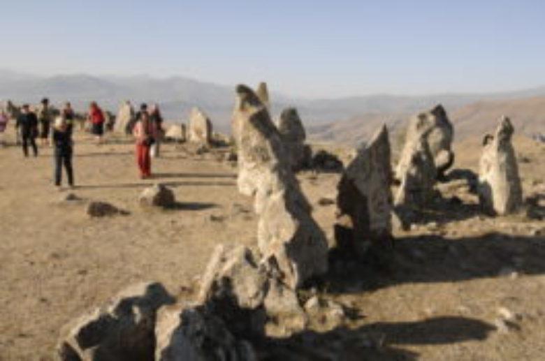 Sustainable development through tourism in Armenia