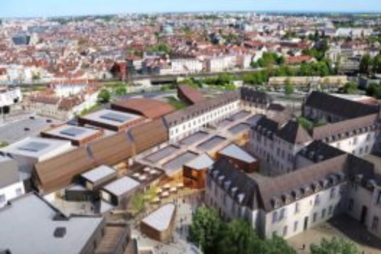 Center for wine and gastronomy coming to Dijon