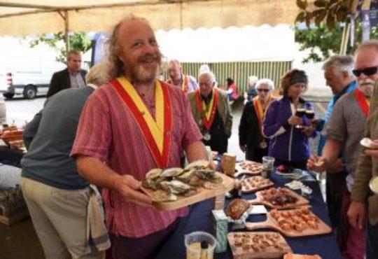 Local food ambassadors shine at international festival – Galway European Region of Gastronomy 2018