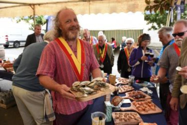 Local food ambassadors shine at international festival – Galway European Region of Gastronomy 2018