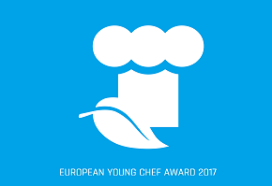 Save the date! European Young Chef Award 2017