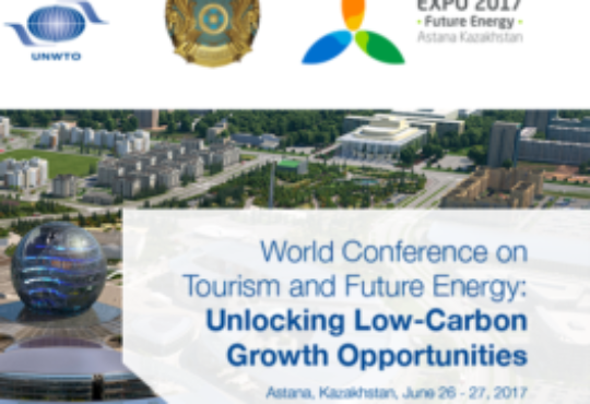 Tourism and future energy: Committed to curb emissions