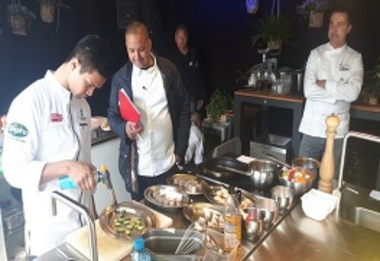 North Brabant's top young chef to go to European final