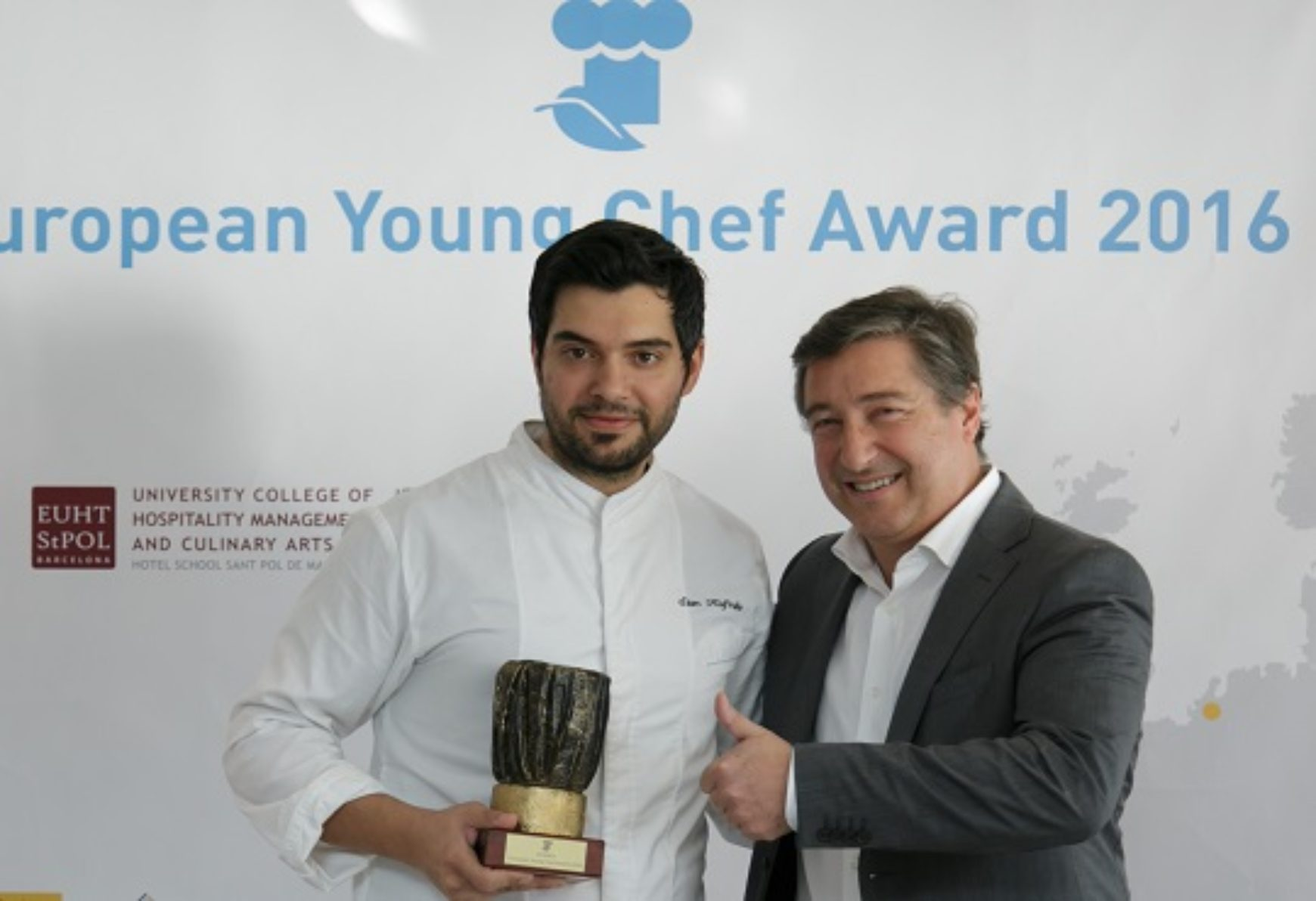 Invitation to the European Young Chef Award 2017