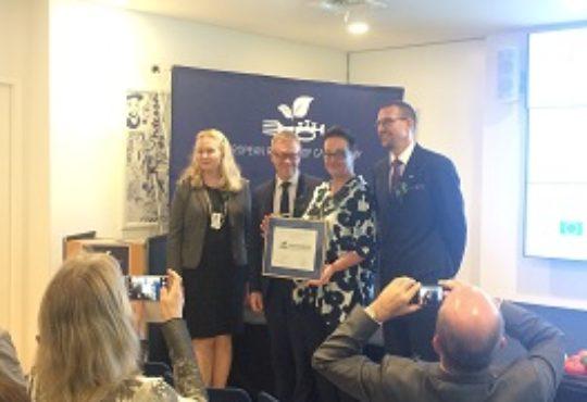 Kuopio awarded the title European Region of Gastronomy 2020