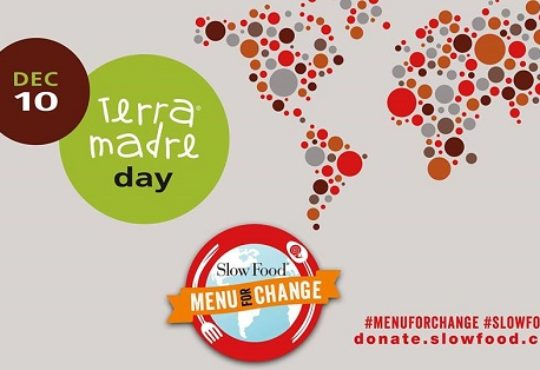 Terra Madre Day 2017: serving solutions to tackle climate change