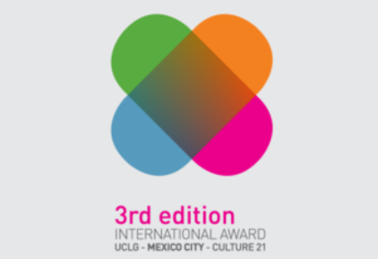 Launch of the third edition: International Award UCLG – Mexico City – Culture 21