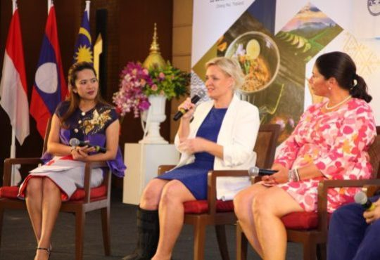 Menus of change at the ASEAN Tourism Forum