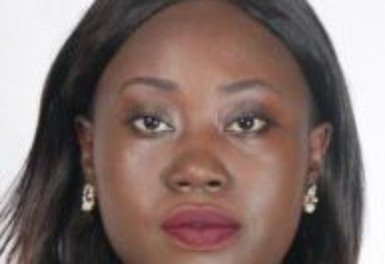 Joyce Gyebi – Ghana