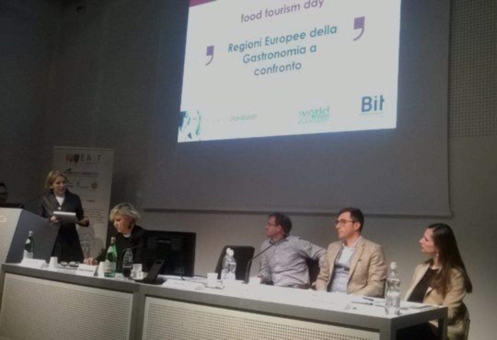 Bit 2018: A comparison among European Regions of Gastronomy