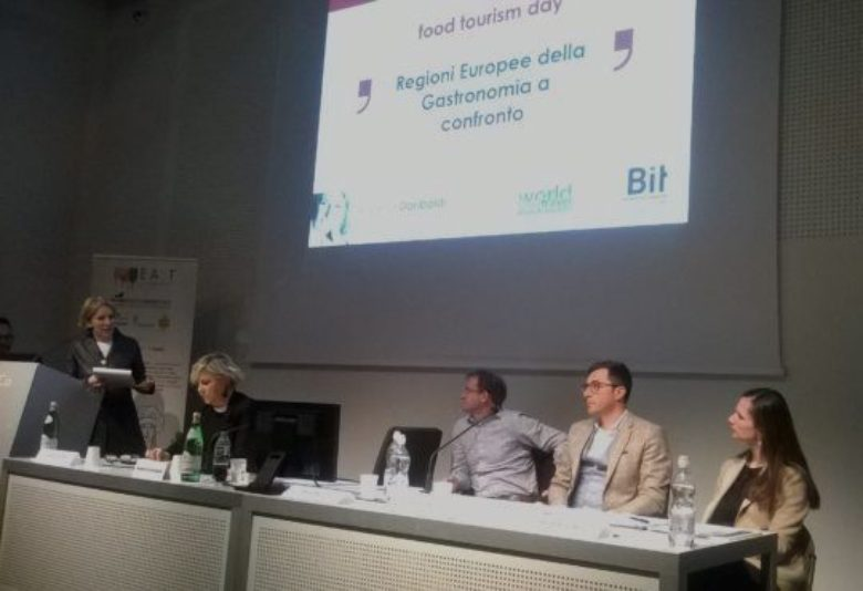 Bit 2018: A comparison among European Regions of Gastronomy
