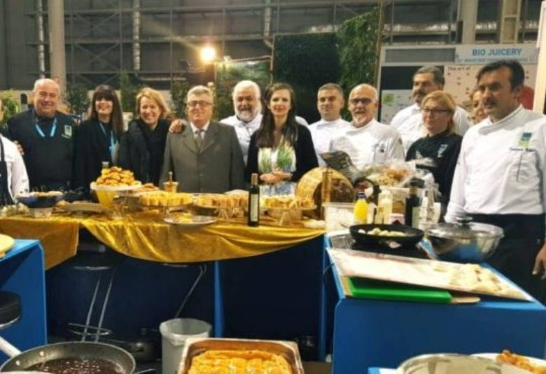 EXPOTROF 2018; South Aegean region to capitalise on trends in experiential tourism and healthy eating