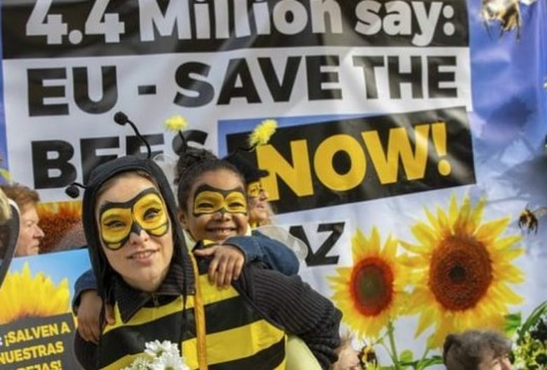 EU agrees total ban on bee-harming pesticides