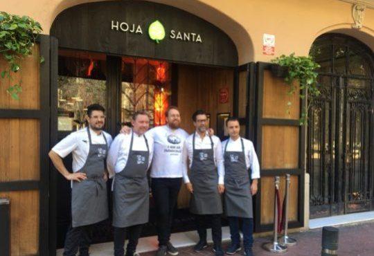 Raising awareness through gastronomy – Food On The Edge 2018