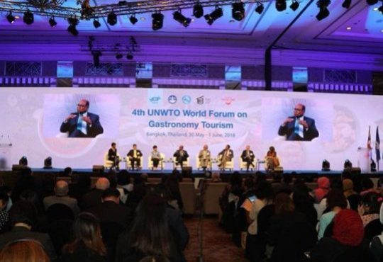 Record Turnout as Thailand Hosts 4th UNWTO Global Forum on Gastronomy Tourism