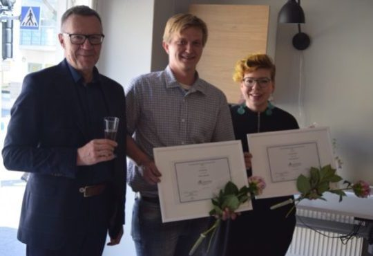 European Region of Gastronomy office opened in Kuopio city!
