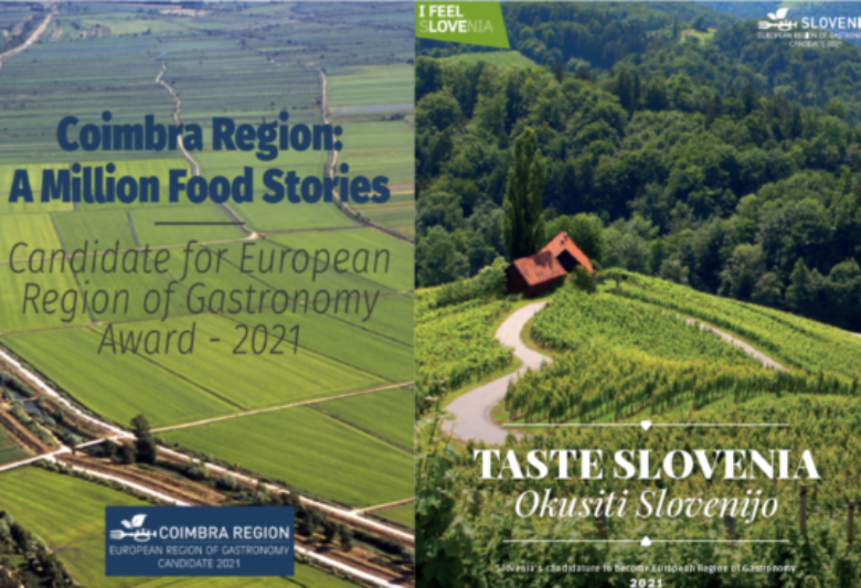 Food stories and tastes from candidates 2021