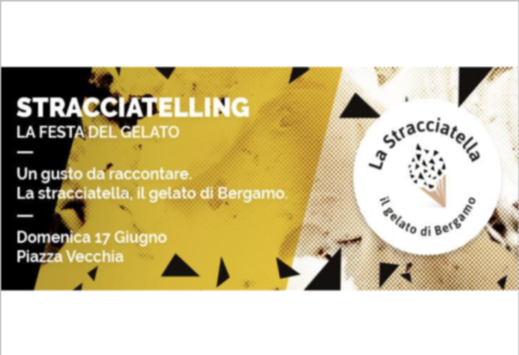 Stracciatella, a delicious theatrical twist
