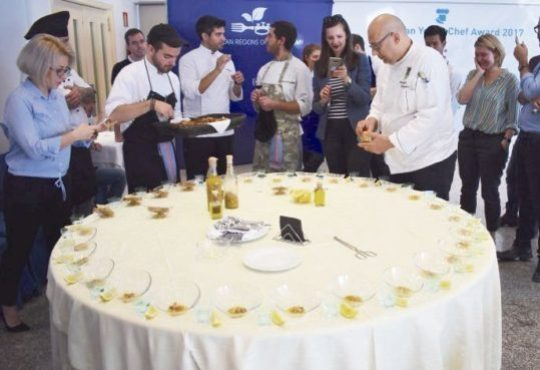 Growing expectations for the European Young Chef Award 2018